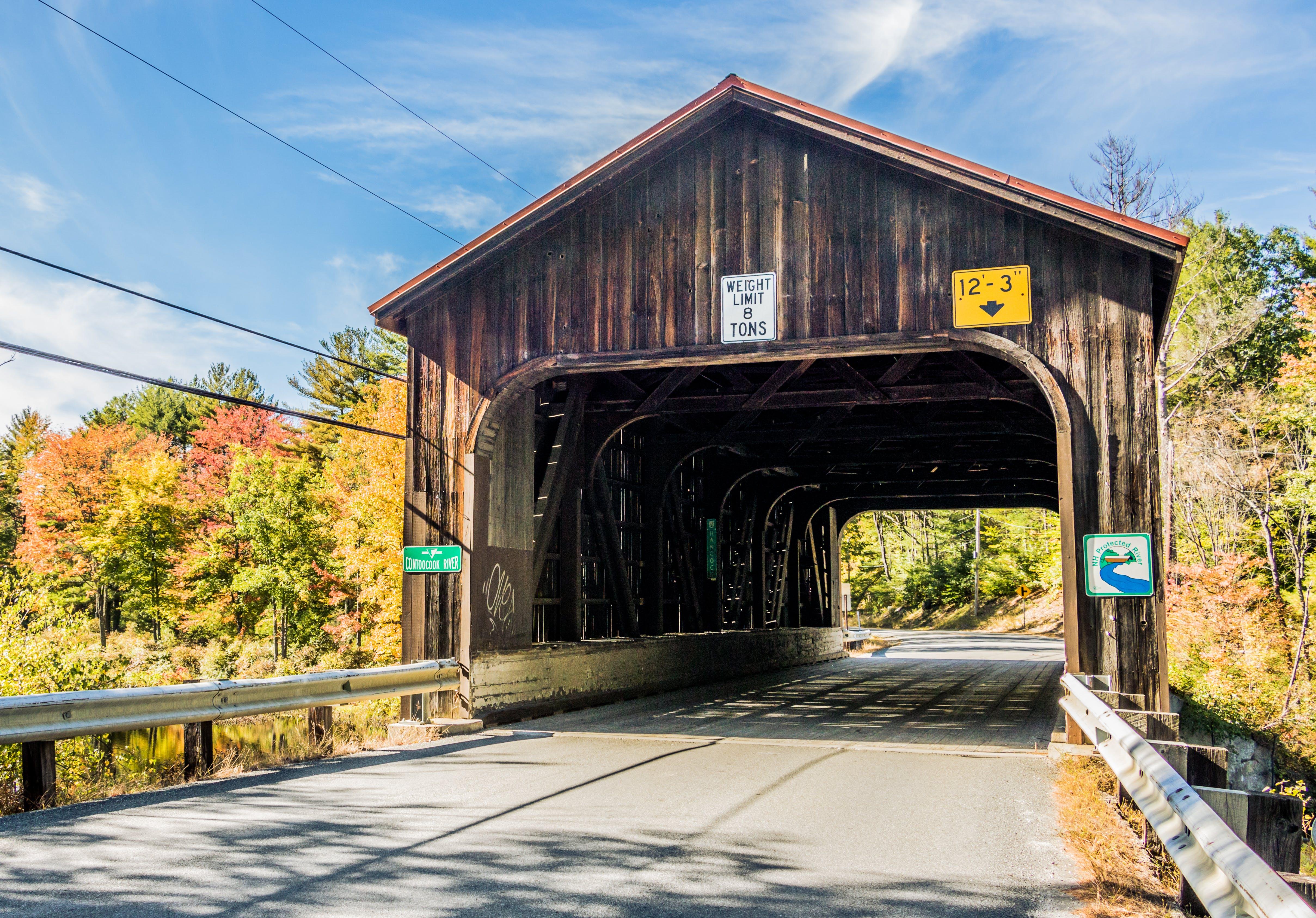 Free stock photo of autumn, bridge, colorful, colors
