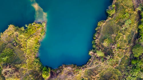 Základová fotografie zdarma na téma denní světlo, hřiště, jezero, krajina