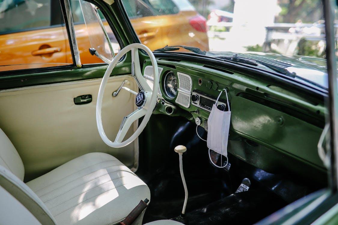 Chrome, Volkswagen Beetle, авто