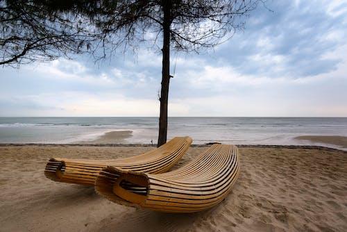 Fotobanka sbezplatnými fotkami na tému breh, horizont, krajina, leto