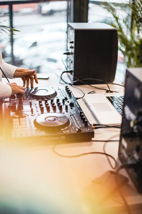 audio, disc-jockey, dj