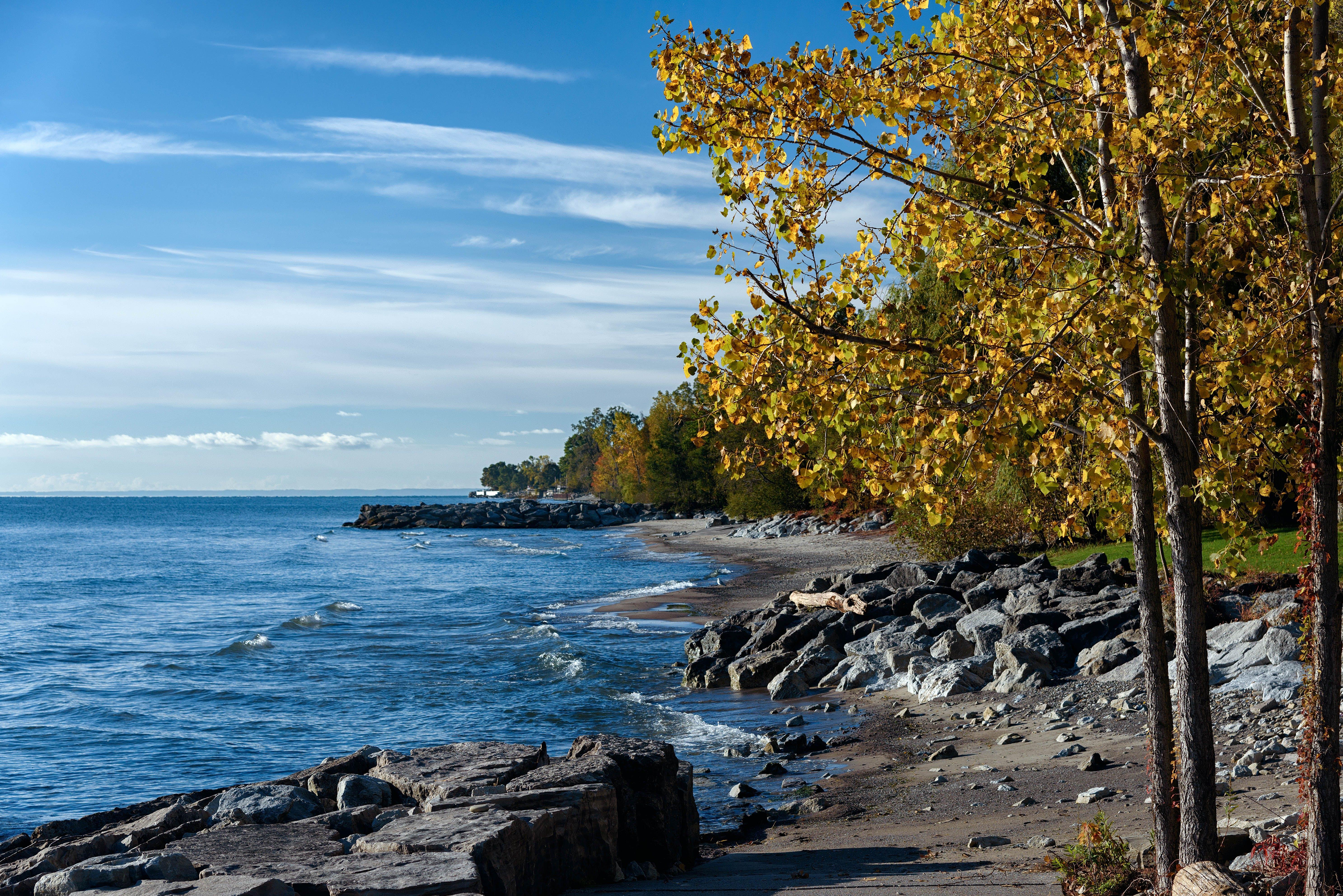 Darmowe zdjęcie z galerii z malowniczy, morze, ocean, plaża