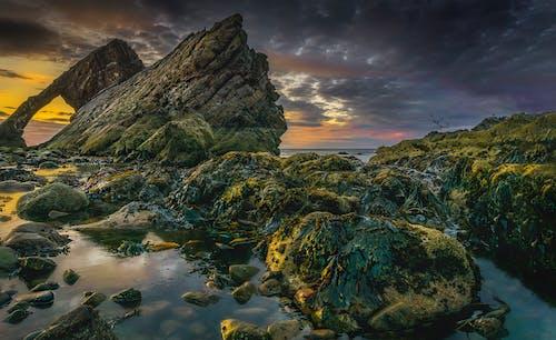 Бесплатное стоковое фото с вечер, вода, длинная экспозиция, живописный