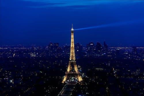 倫敦, 光, 光束, 地標 的 免费素材照片