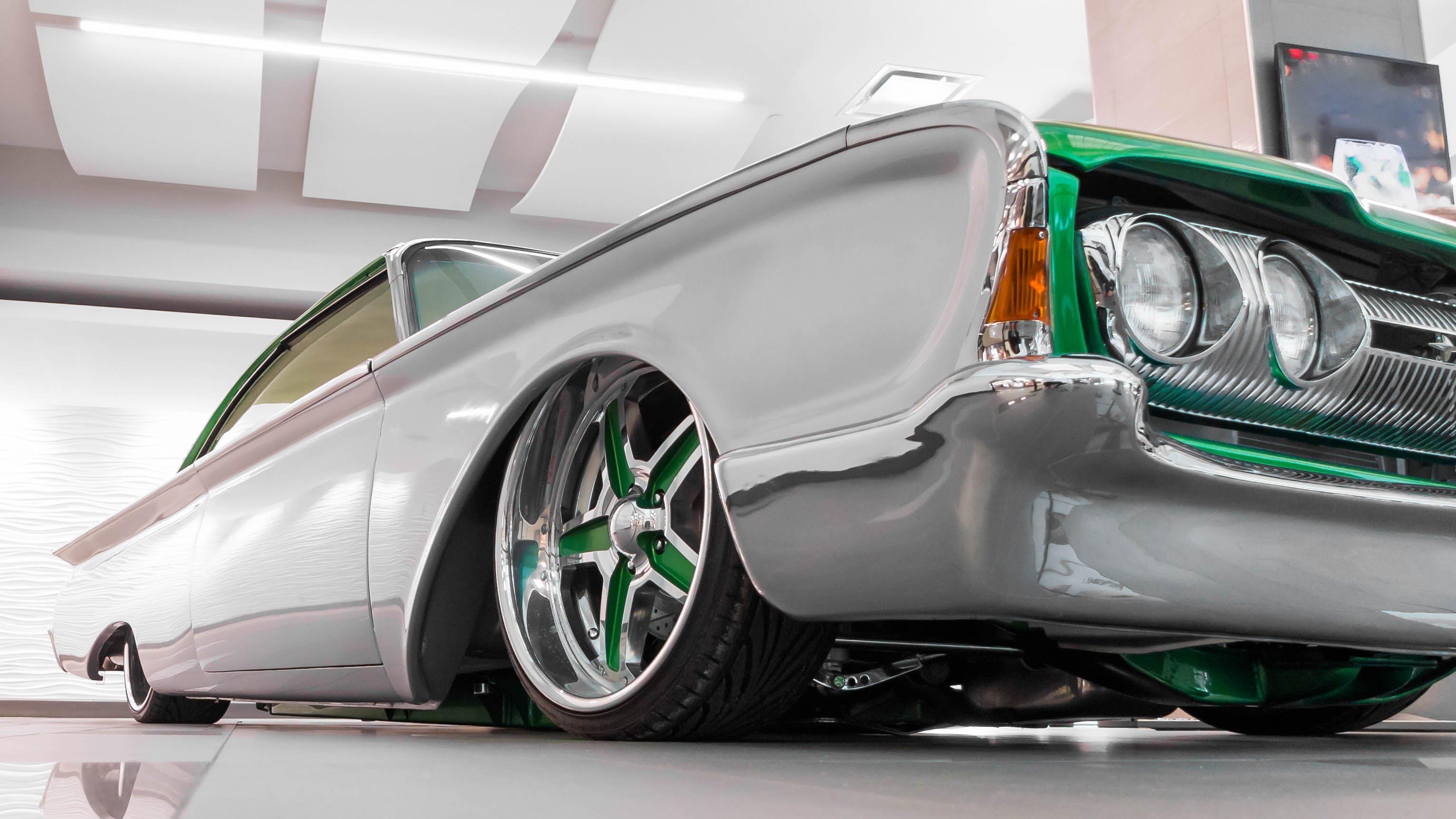 Безкоштовне стокове фото на тему «автомобіль, автомобільний, класичний, Перспектива»
