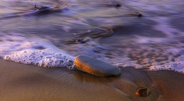 Základová fotografie zdarma na téma kámen, moře, oceán, písek