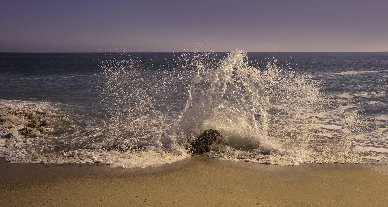 Photo of a Seashore