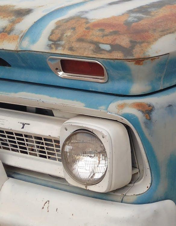 グリル, シボレー, トラックの無料の写真素材