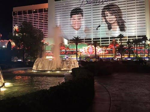 Free stock photo of Donny Osmond, Las Vegas, las vegas strip