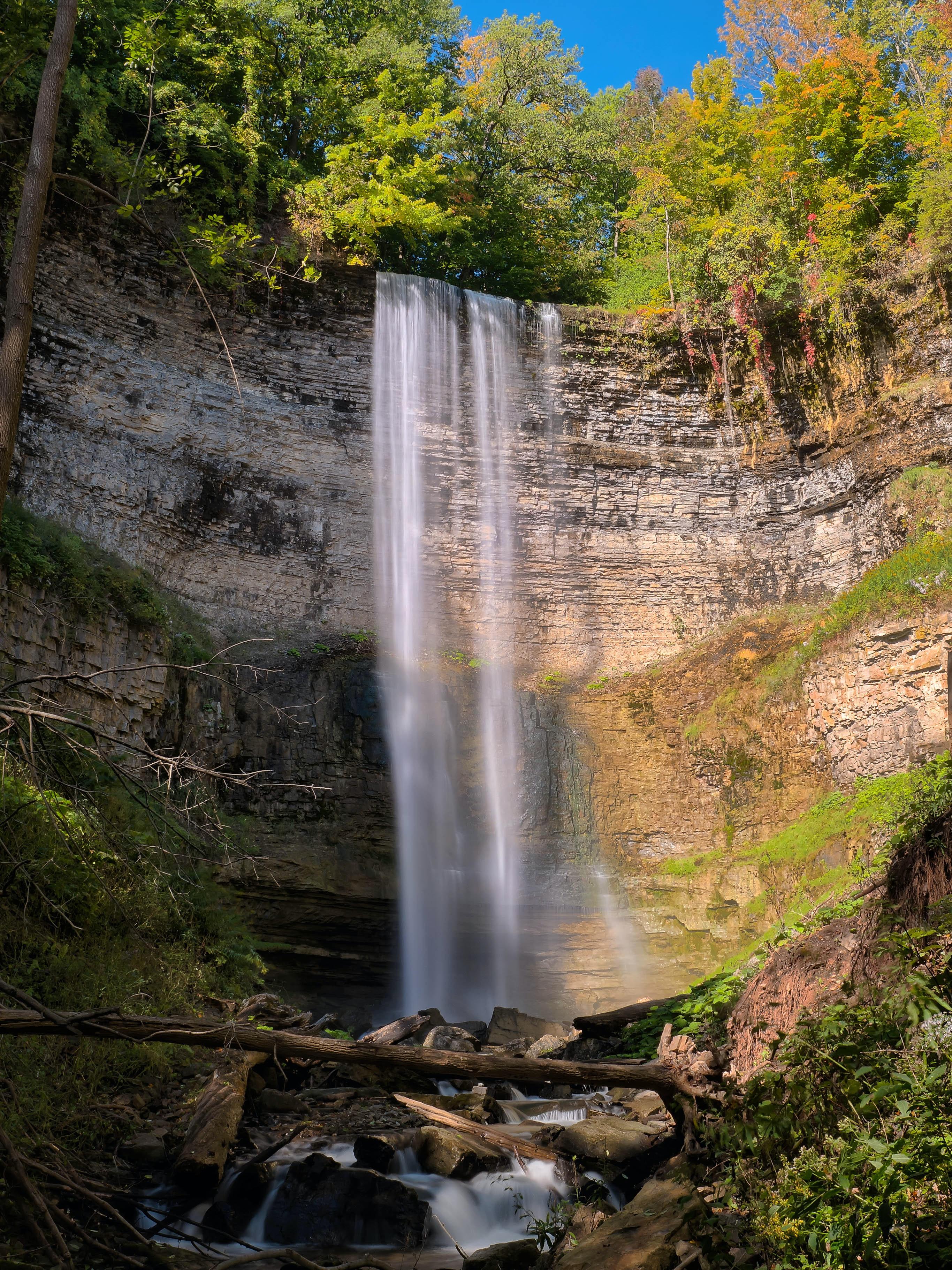 Free Stock Photo Of Nature Waterfall