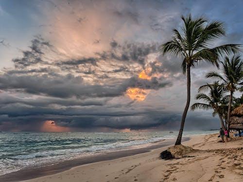 Kostenloses Stock Foto zu bewölkt, entspannung, ferien, idyllisch