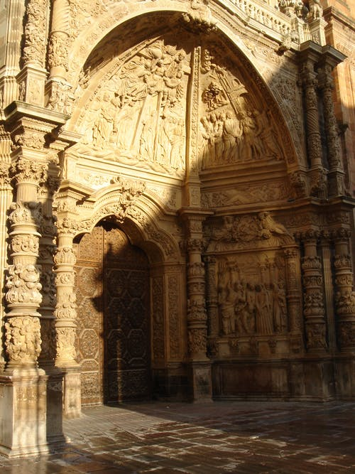 Gratis arkivbilde med katedraler