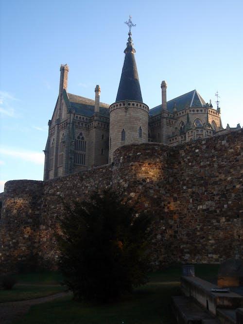 Gratis arkivbilde med katedral, palass