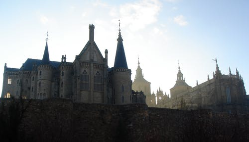 Free stock photo of cathedral, palace