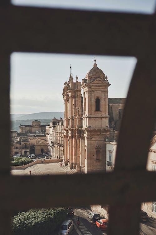 古老的, 大教堂, 巴洛克, 建造 的 免費圖庫相片