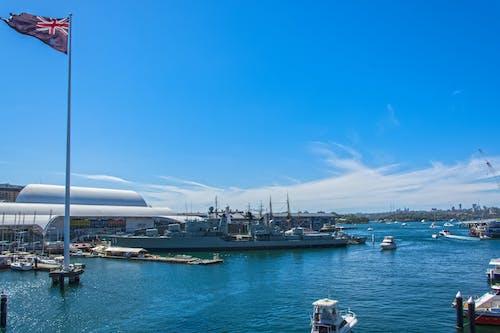 Ảnh lưu trữ miễn phí về #darlingharbour #warship #maritimemuseum #sydney