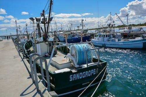 Fotos de stock gratuitas de #melbourne #wharf #fishing #boat #sandgroper