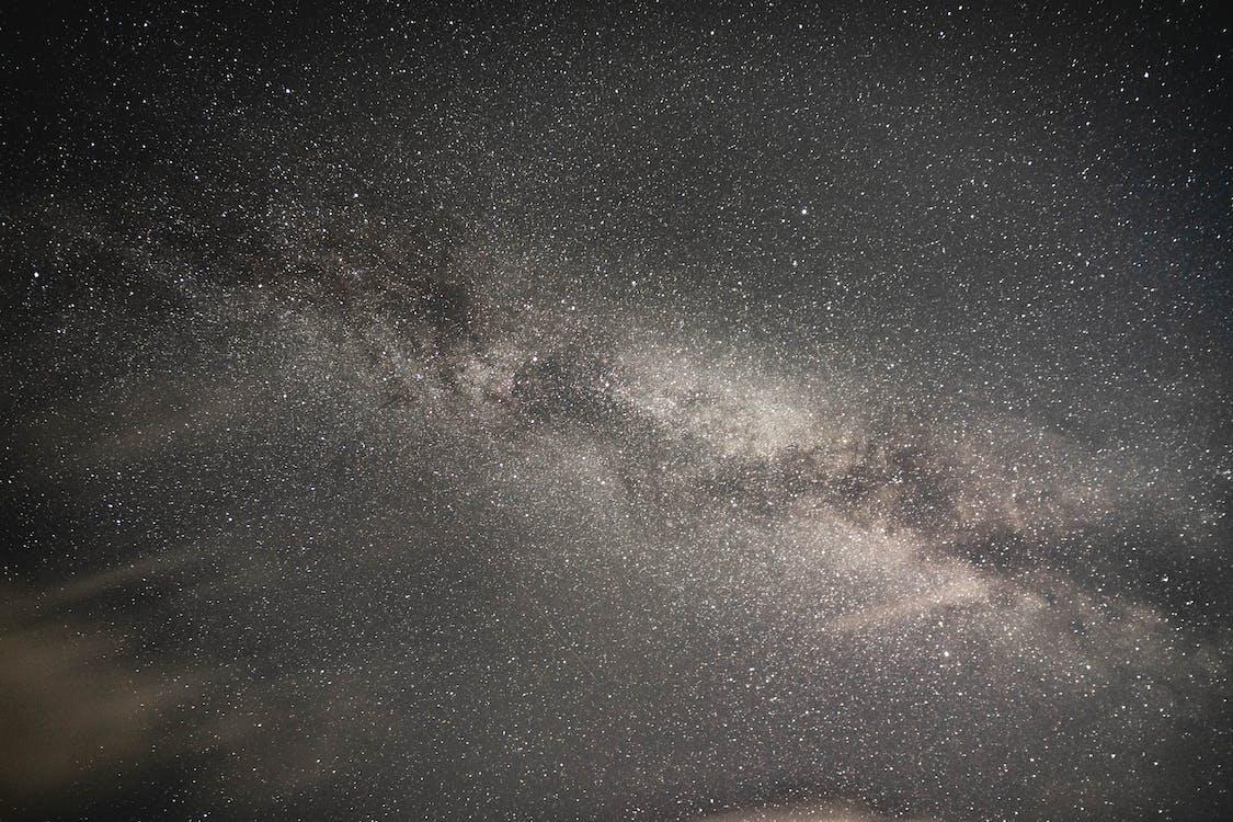 galaxy, αστέρια, αστερισμοί