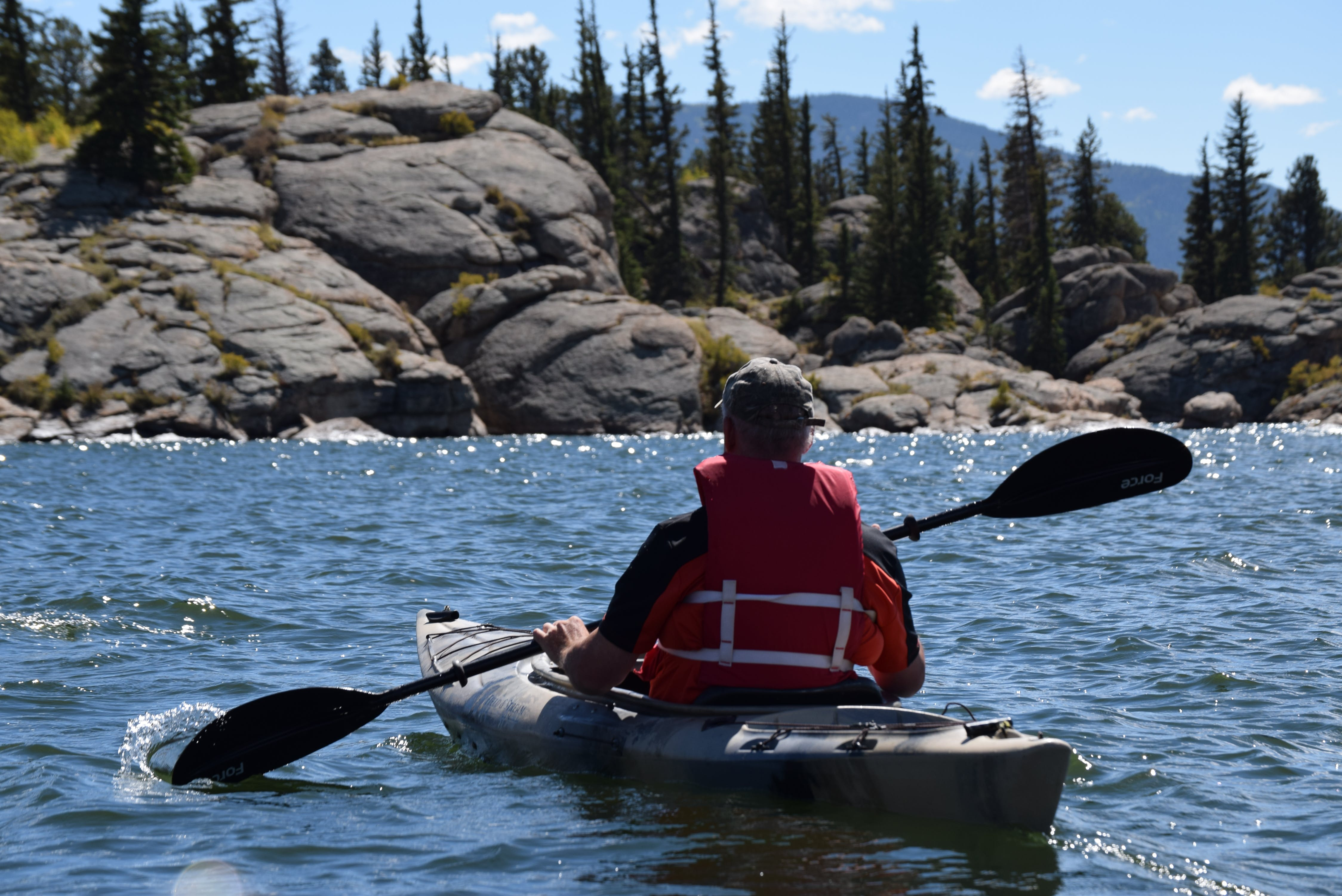 Photo Of Person On Kayak