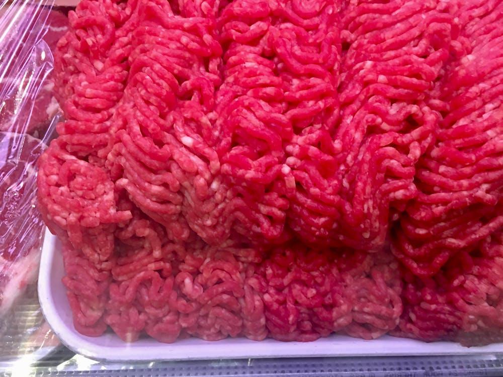 Free stock photo of beef, ground beef, hamburger