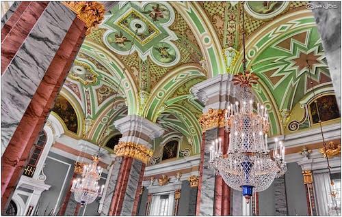 Kostnadsfri bild av arkitektur, dekoration, inredningsdesign, konst