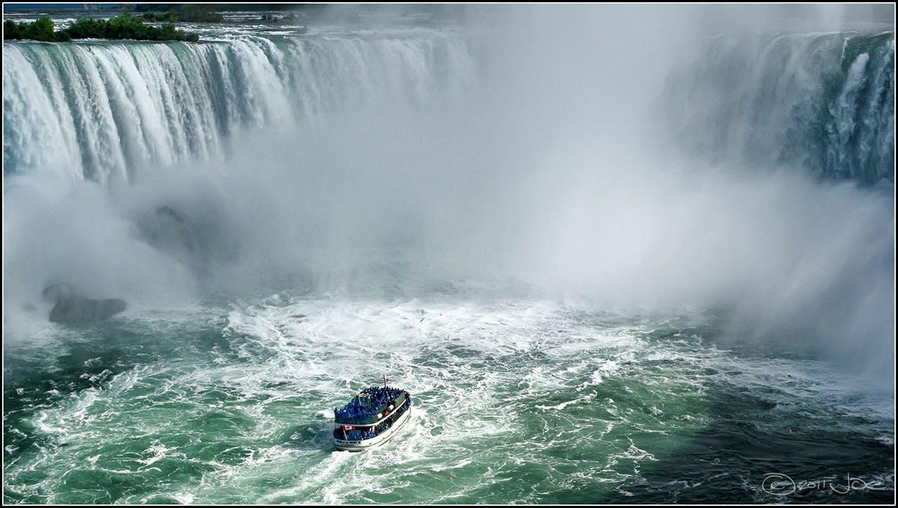 Ảnh lưu trữ miễn phí về giật gân, Nước, sương mù, thác