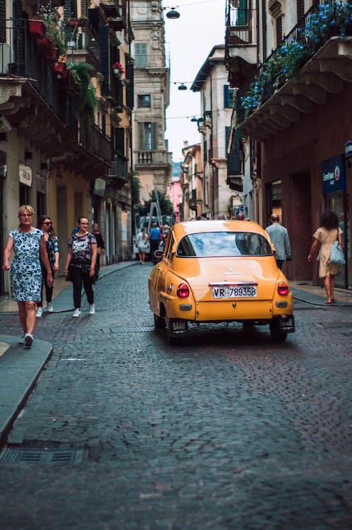 auto, cesta, cestovný ruch