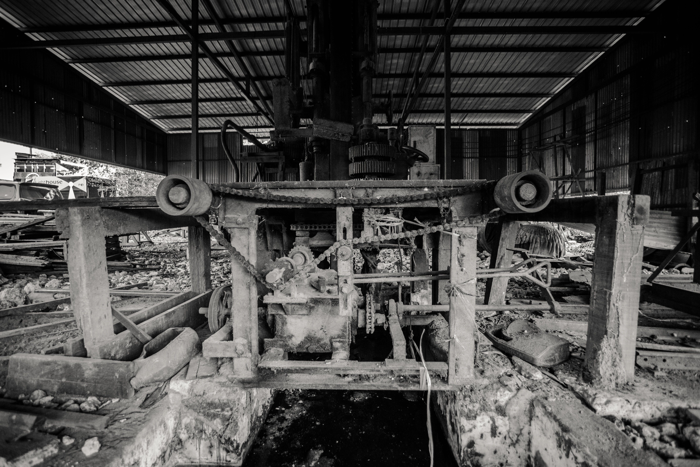 Free stock photo of cog, equipment, old machine