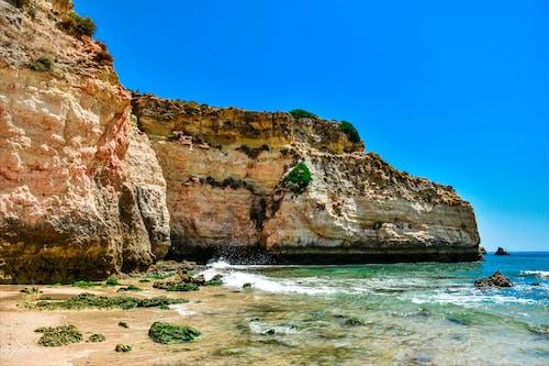 海和岩石 的 免費圖庫相片