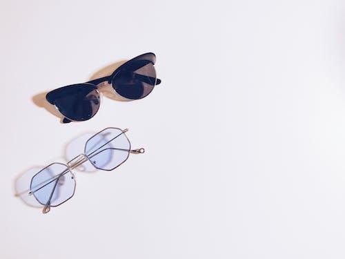 디자인, 모양, 선글라스, 안경의 무료 스톡 사진