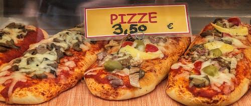 Ilmainen kuvapankkikuva tunnisteilla ateria, pizza