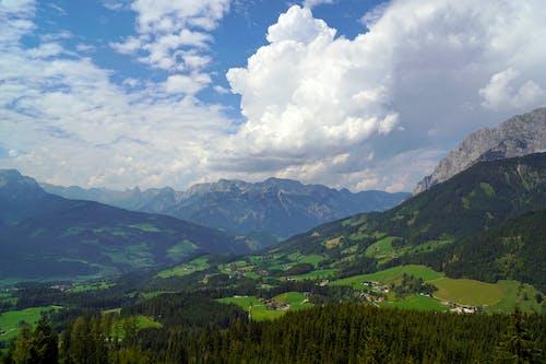 Základová fotografie zdarma na téma denní světlo, hory, idylický, klid