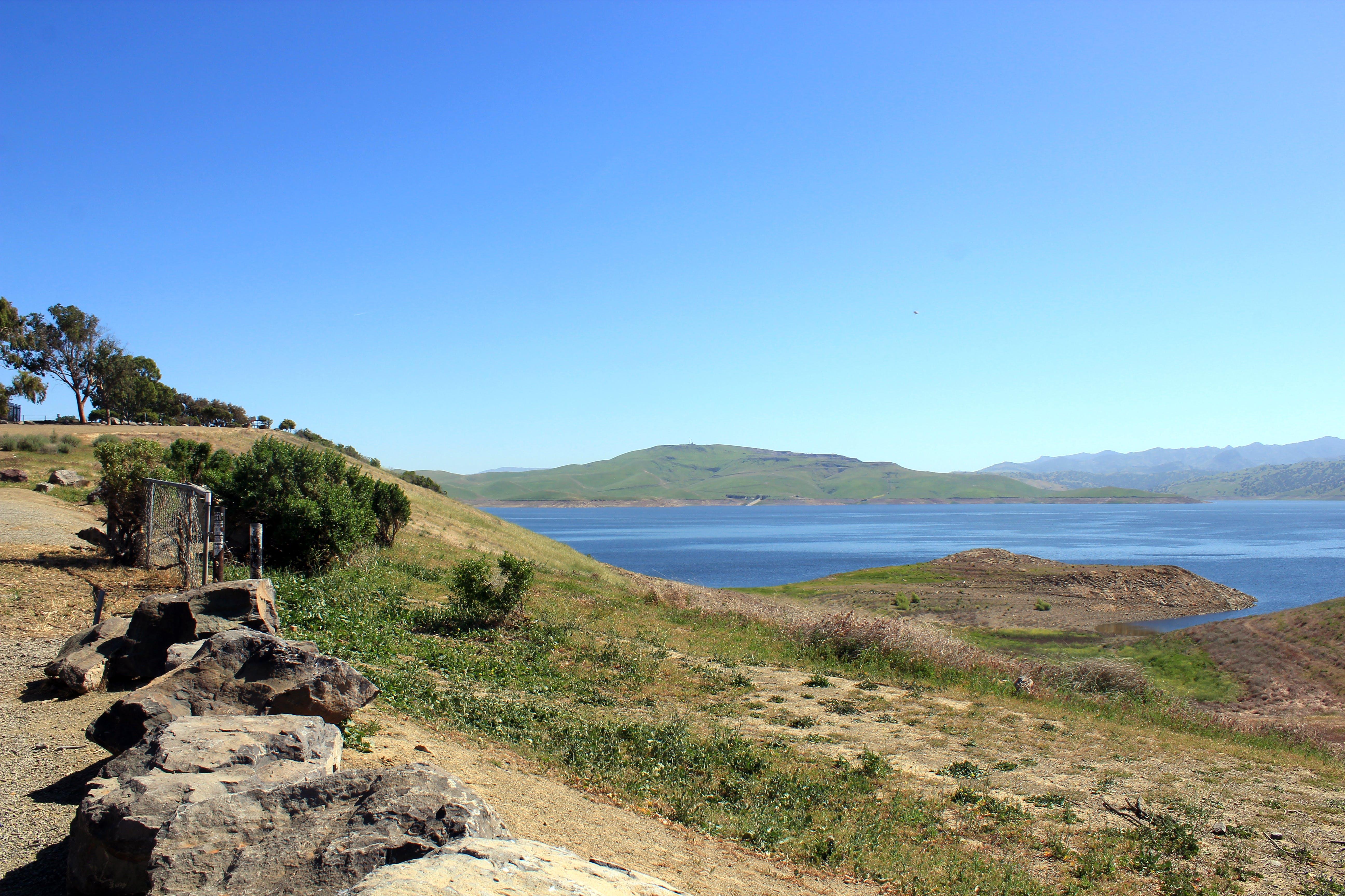 Free stock photo of reservoir