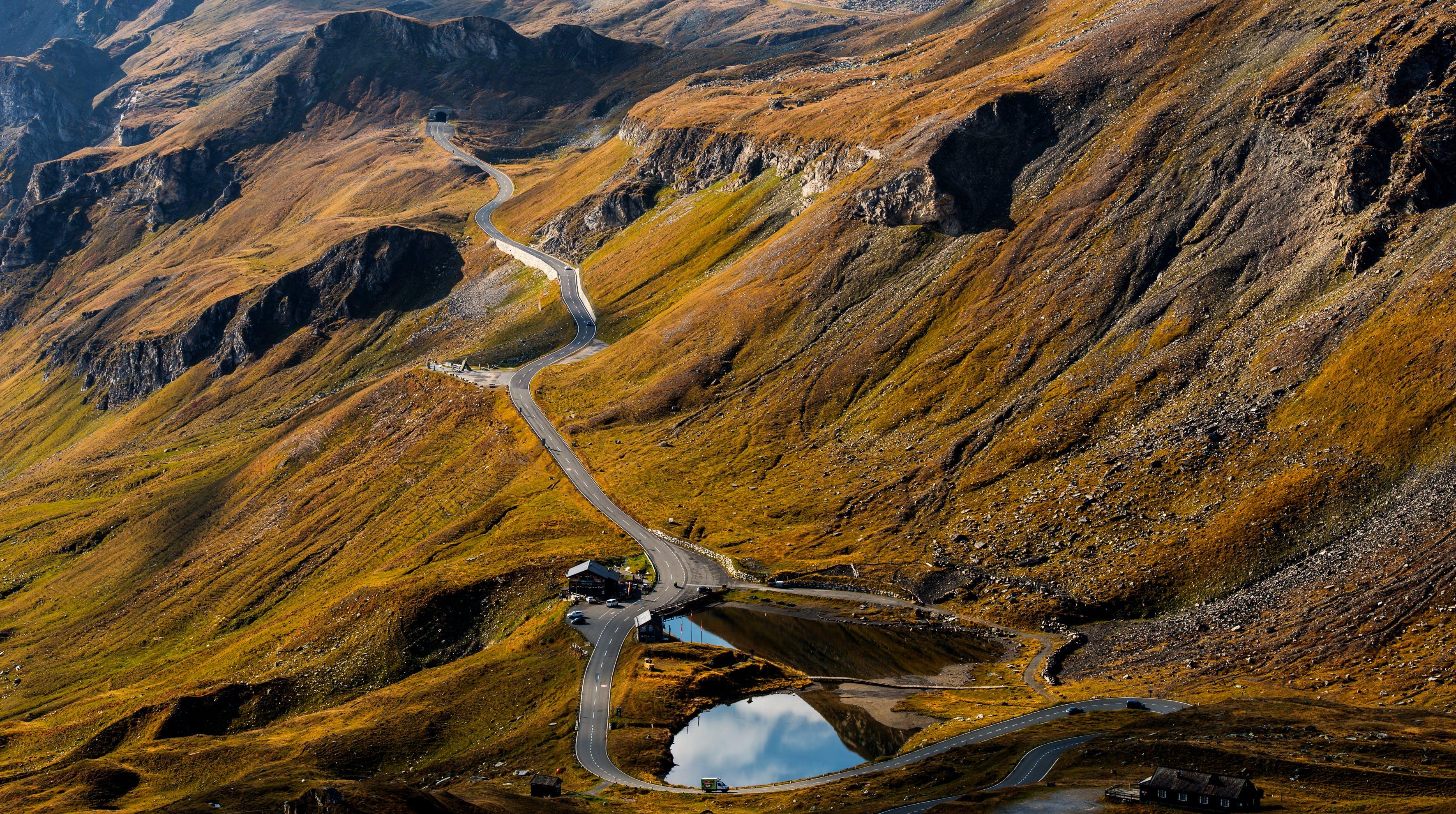 Kostenloses Stock Foto zu berg, landschaft, österreich, see