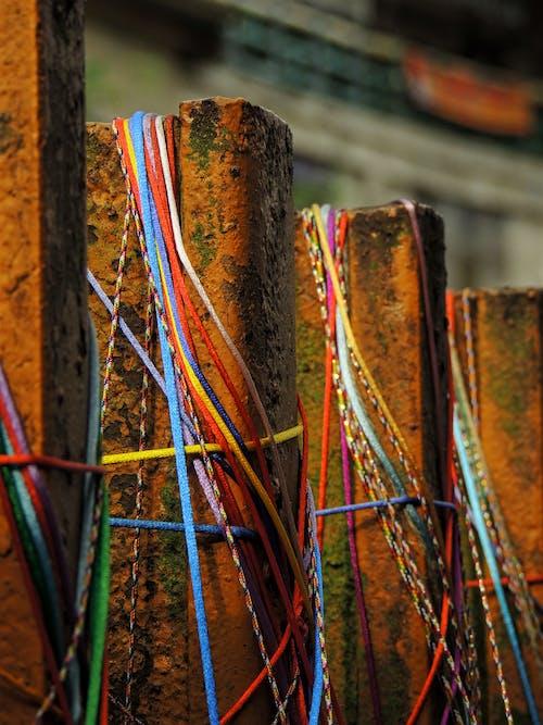 Foto profissional grátis de aço, cheio de cor, colorido, oxidado. enferrujado
