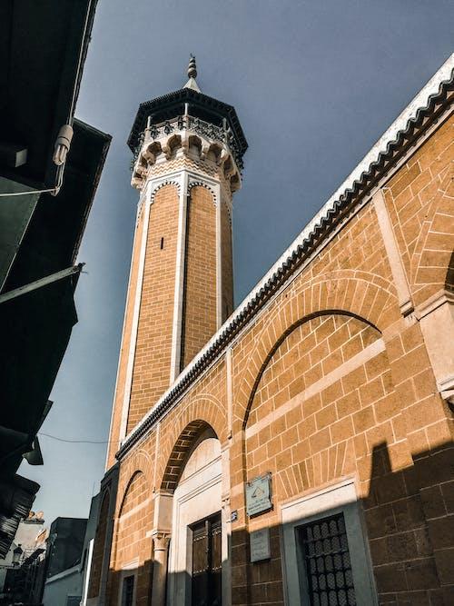 Foto profissional grátis de arquiteto, arquitetônico, arquitetura islâmica, centro da cidade