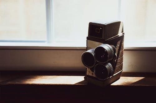 Gratis stockfoto met antiek, camera, klassiek, oude camera