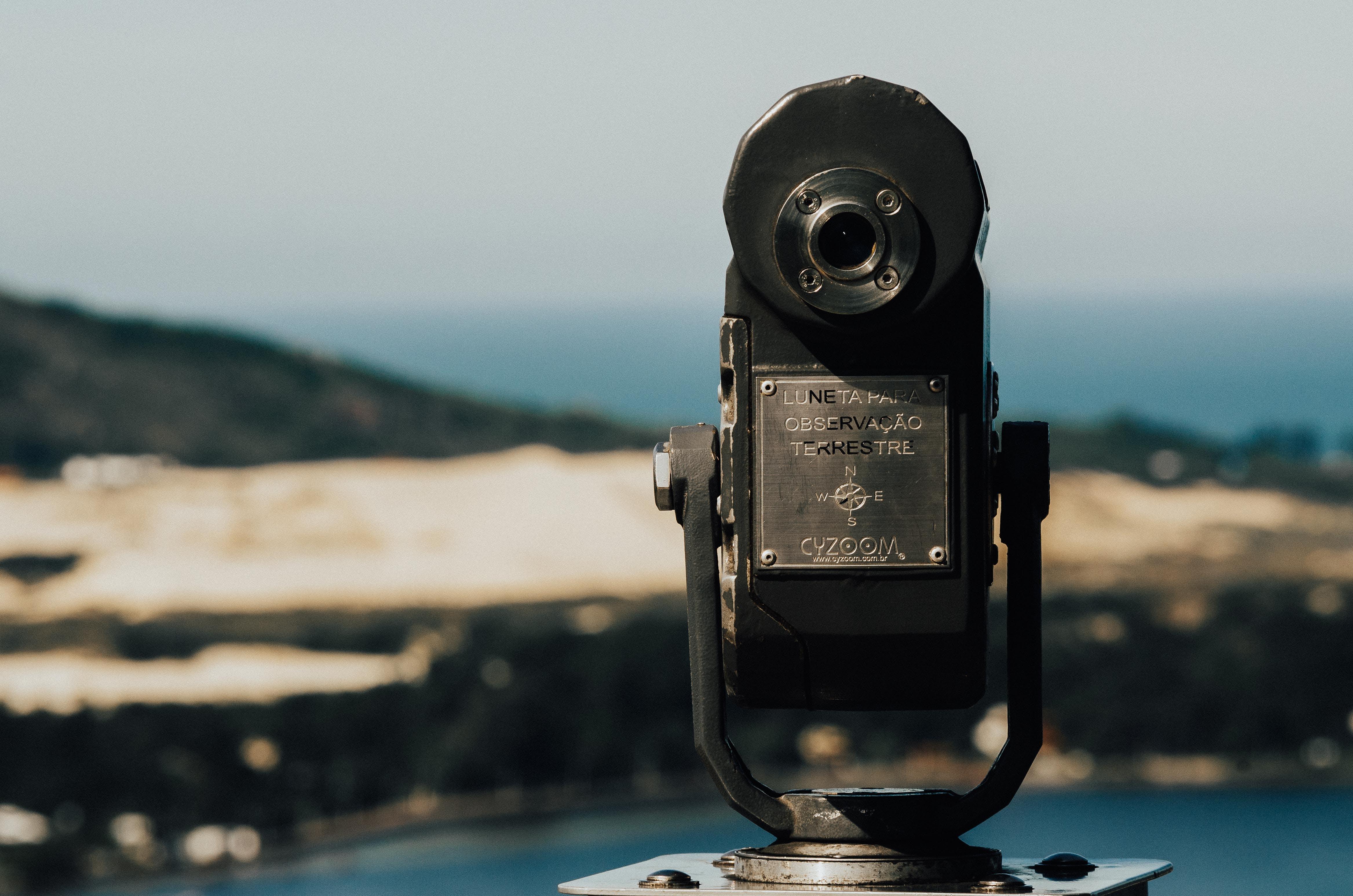 Ingyenes stockfotó elmosódott háttér, érmével működő távcső, festői, homok témában