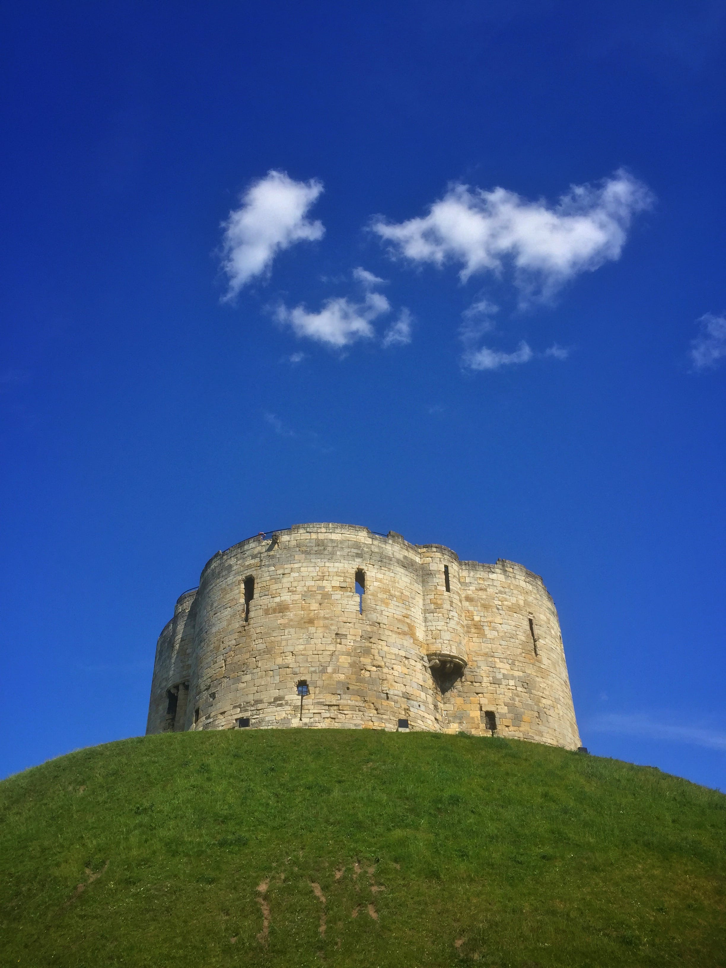 Free stock photo of castle, tower, York, Yorkshire