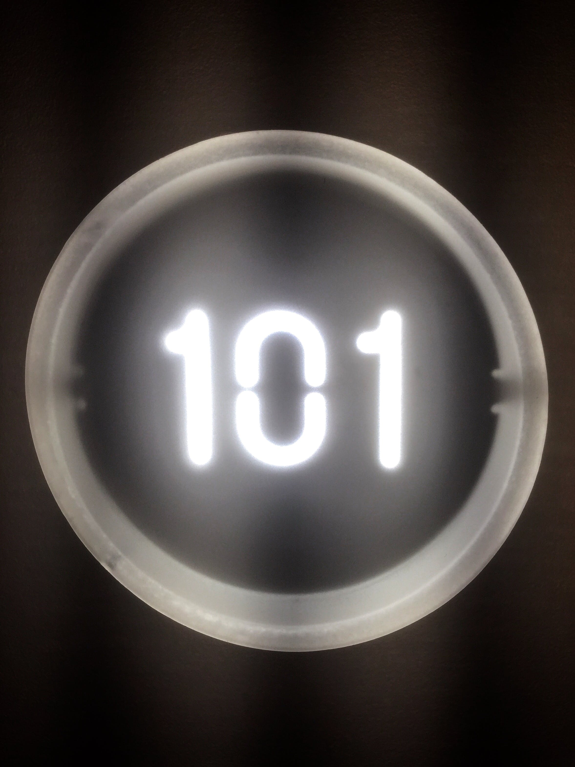 Free stock photo of 101, hotel room, room 101