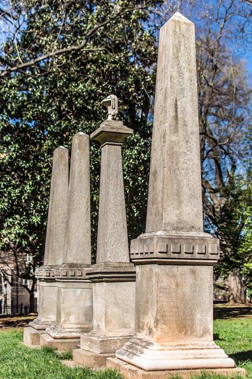 Gratis arkivbilde med grav, kirkegård