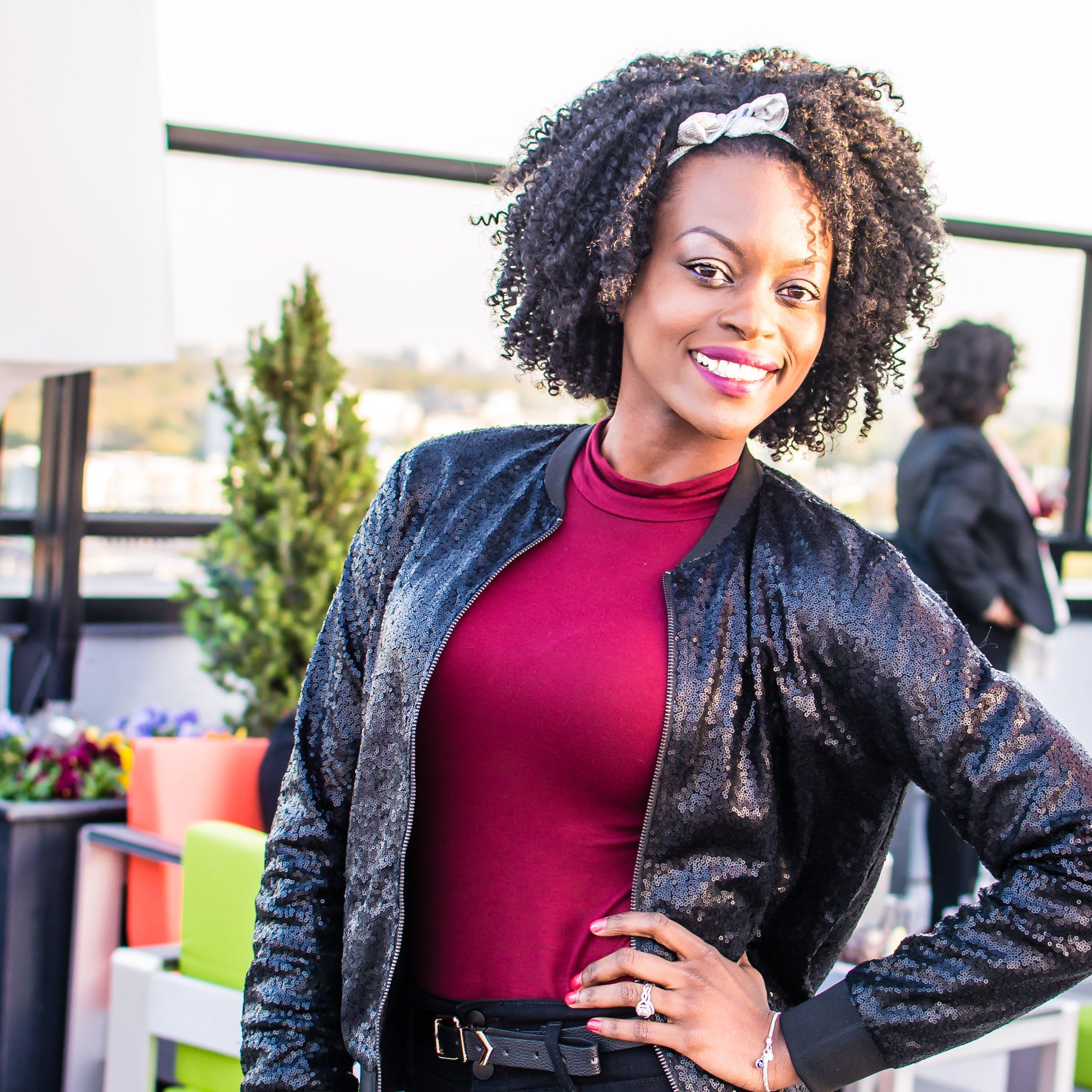 Δωρεάν στοκ φωτογραφιών με αφροαμερικάνα γυναίκα, γυναίκα, θηλυκός, μοντέλο
