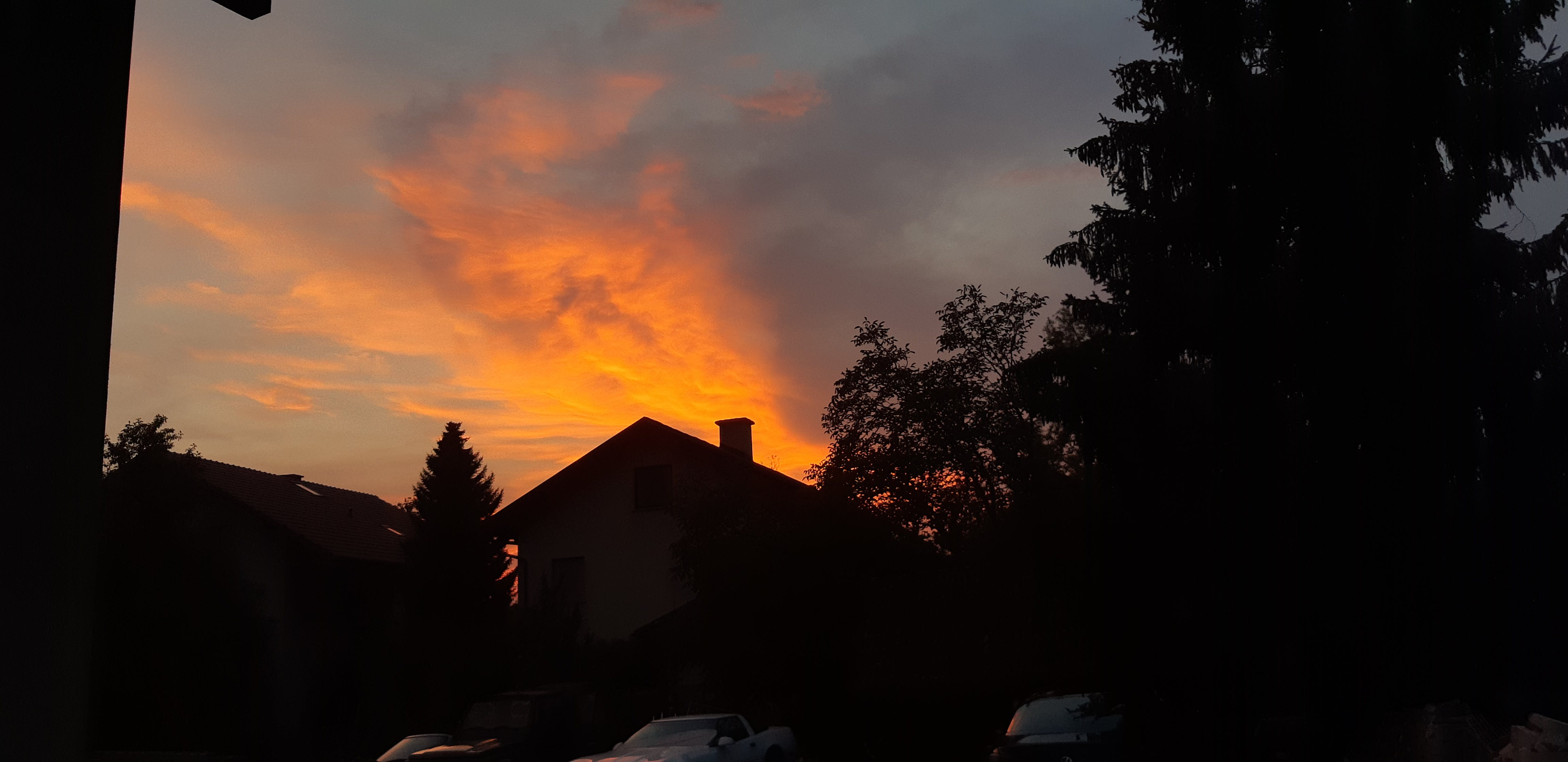 Kostenloses Stock Foto zu sonnenuntergang, wolken