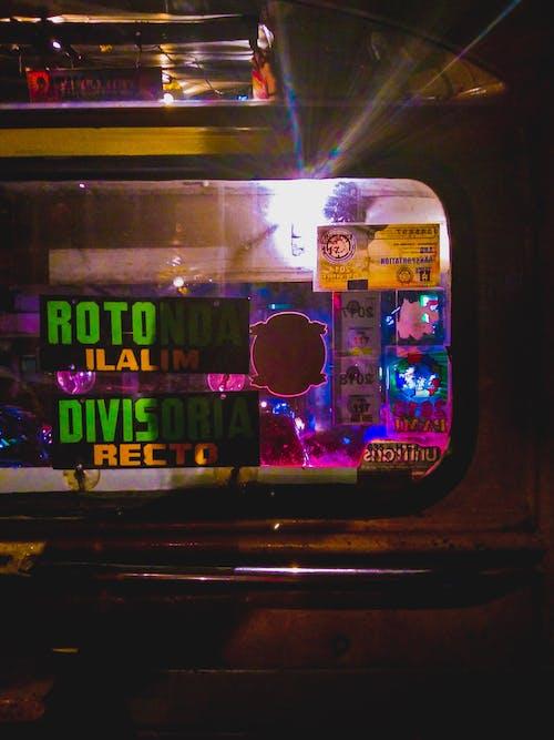 Kostenloses Stock Foto zu jeepney, öffentliche verkehrsmittel, philippinen, verkehr