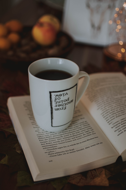 Black Tea In Mug