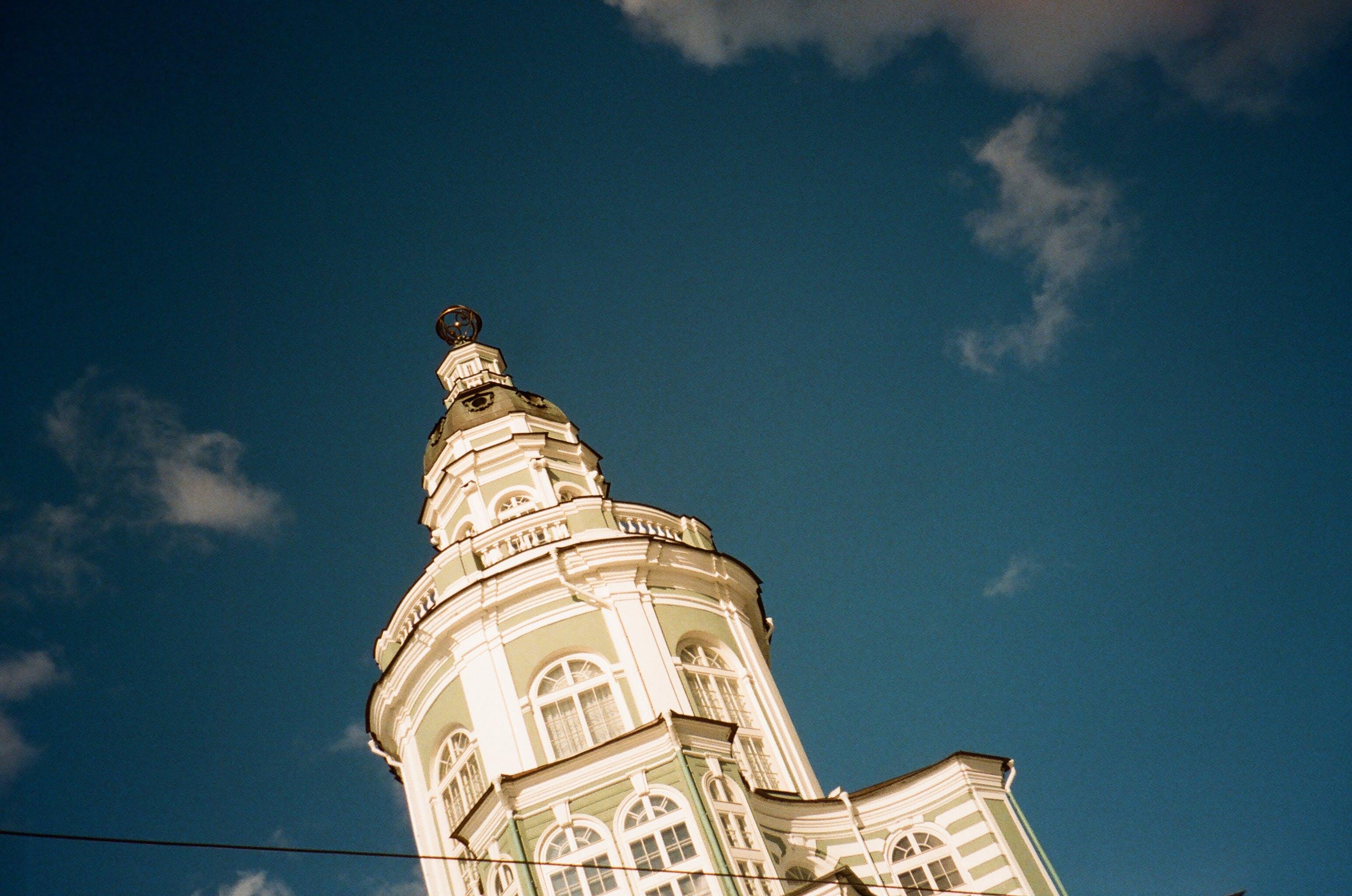 Darmowe zdjęcie z galerii z architektura, budynek, błękitne niebo, historyczny