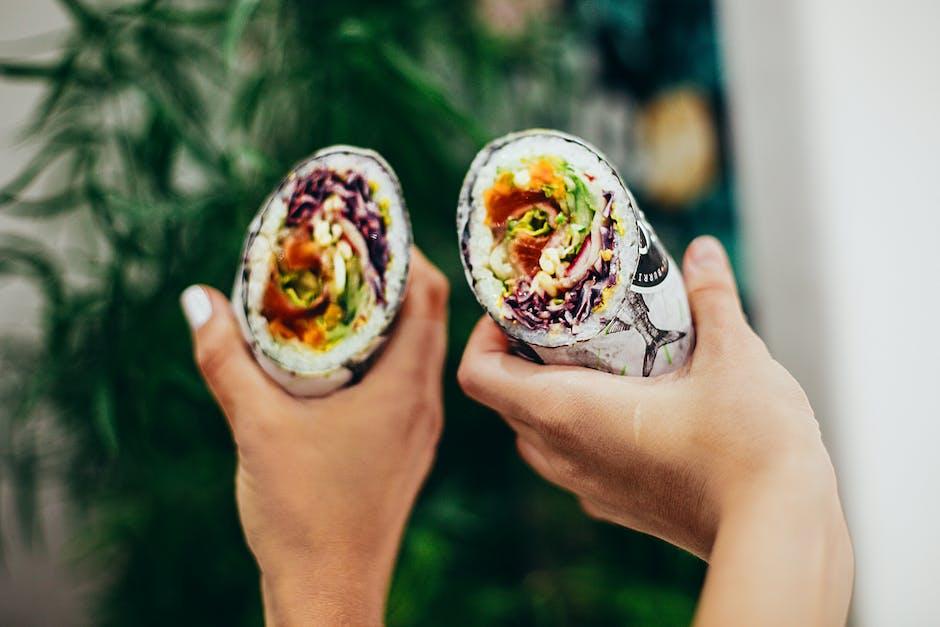 Close-Up Photo of Burritos