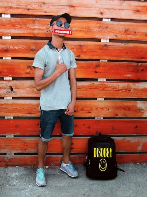 人, 嘻哈, 帽子, 成人 的 免费素材照片