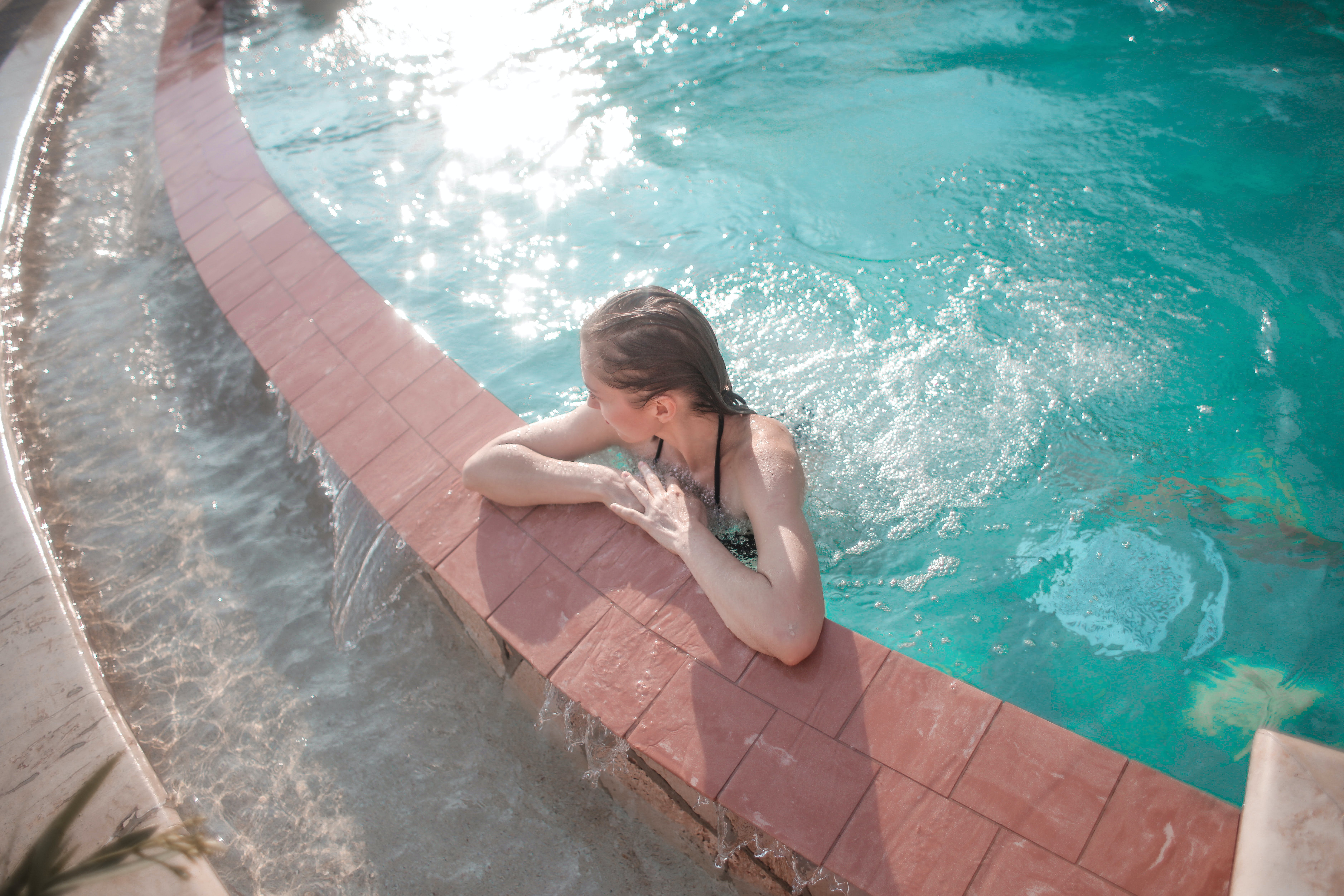 Gratis stockfoto met daglicht, eigen zwembad, h2o, iemand