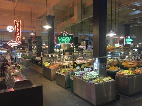 Free stock photo of farmer's market, fresh, los angeles, market